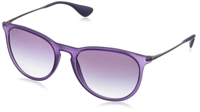 721a1f948c417 Ray-Ban ERIKA - RUBBER TRASP.LIGHT VIOLE Frame VIOLET GRADIENT ...