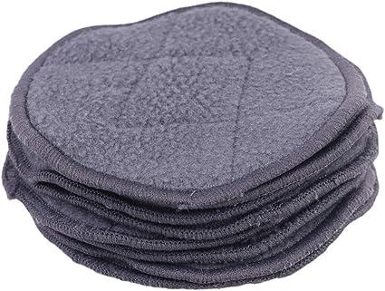 Lurrose Almohadillas Desmaquillantes Reutilizables 12 Piezas ...