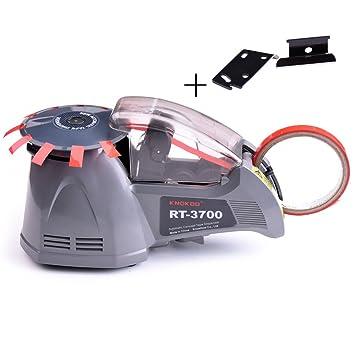 knokoo máquina de cinta automática rt-3700 eléctrico dispensador de cinta 15 mm ~ 70 mm Longitud de corte, CE aprobación: Amazon.es: Oficina y papelería