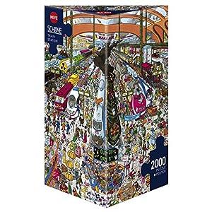 Heye Puzzle Stazione Ferroviaria 2000 Pezzi 29730