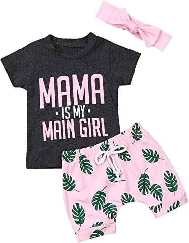 Infant Girl Cotton Outfit baby Girl Harem Shorts Set Baby Girl Cotton Summer Set Baby Girl T shirt Set baby girl Cotton Gift Set