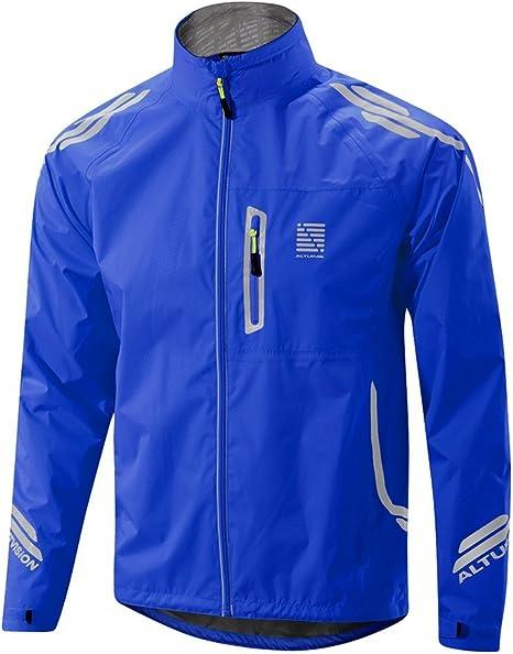 Altura Nightvision 360 Waterproof Chaqueta, Hombre, Azul, XL: Amazon.es: Deportes y aire libre