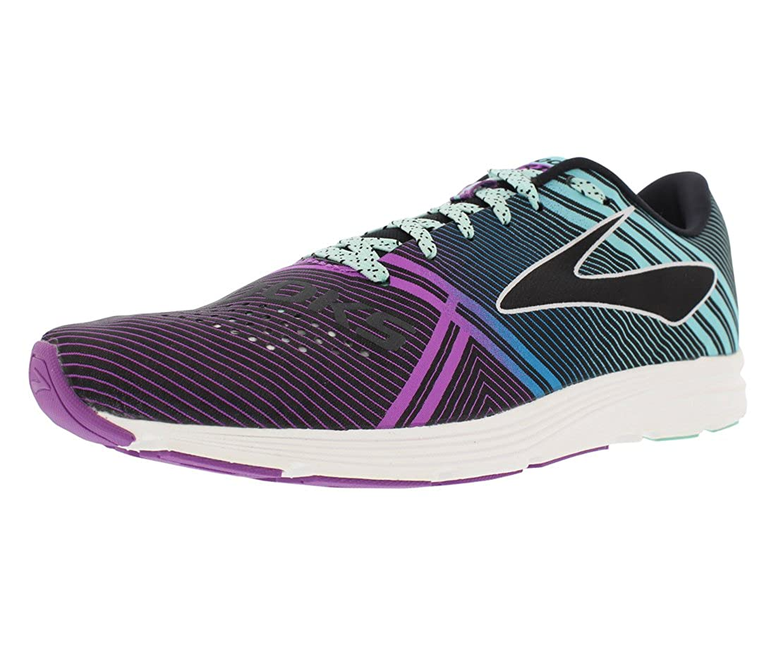 [ブルックス] BROOKS ランニングシューズ ウィメンズ ハイペリオン B01A9NJJJU 11.5 B(M) US|Black/Dewberry/Aruba Blue Black/Dewberry/Aruba Blue 11.5 B(M) US