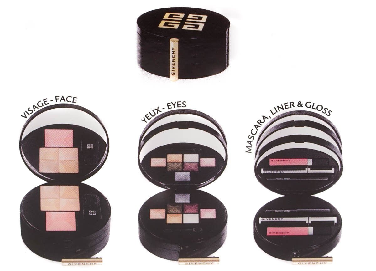 Givenchy Glamour On The Gold 3-Step Makeup Palette by Givenchy (Image #2)