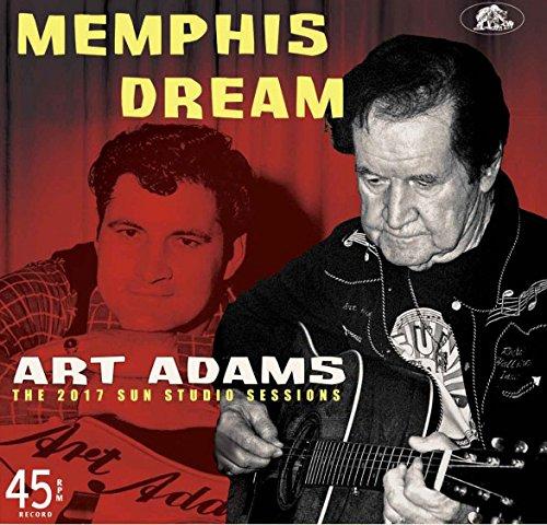 Art Adams - Memphis Dream (EP)
