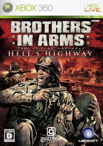 Brothers in Arms: Hell's Highway [Japan Import] (Xbox 360 Brothers In Arms)