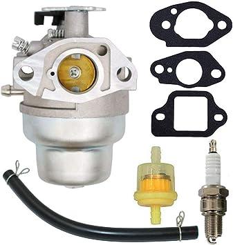 Amazon.com: GCV160 carburador Honda HRT216 HRR216 GCV160a ...