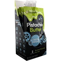 Pistachio Butter - Roasted + Sea Salted (1.25oz packets) | NEW 1.25oz 2GO