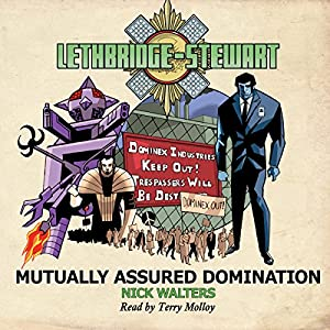 Lethbridge-Stewart: Mutually Assured Domination Audiobook