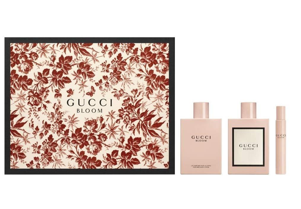 5ae138cdb2a GUCCI -  Bloom  For Her Eau De Parfum Gift Set  Amazon.co.uk  Beauty