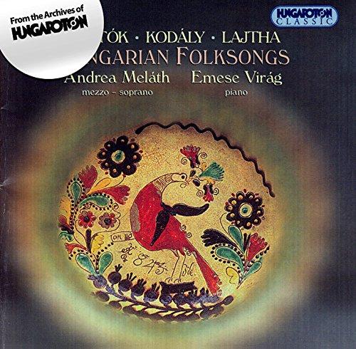 Hungarian Hemp - Magyar Nepdalok (Hungarian Folksongs): No. 8. Viragos kenderem elazott a toba (My flowery hemp got drenched in the lake)