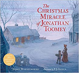 The Christmas Miracle Of Jonathan Toomey.The Christmas Miracle Of Jonathan Toomey Susan