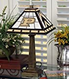 NCAA Purdue University 23in Mission Lamp, One Size, Multicolor