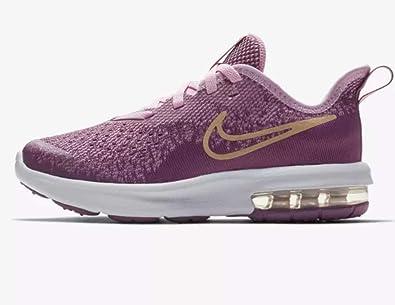 promo code e84c9 8a2a4 Nike Air Max Sequent 4 (ps) Little Kids Aq3849-501 Size 13.5