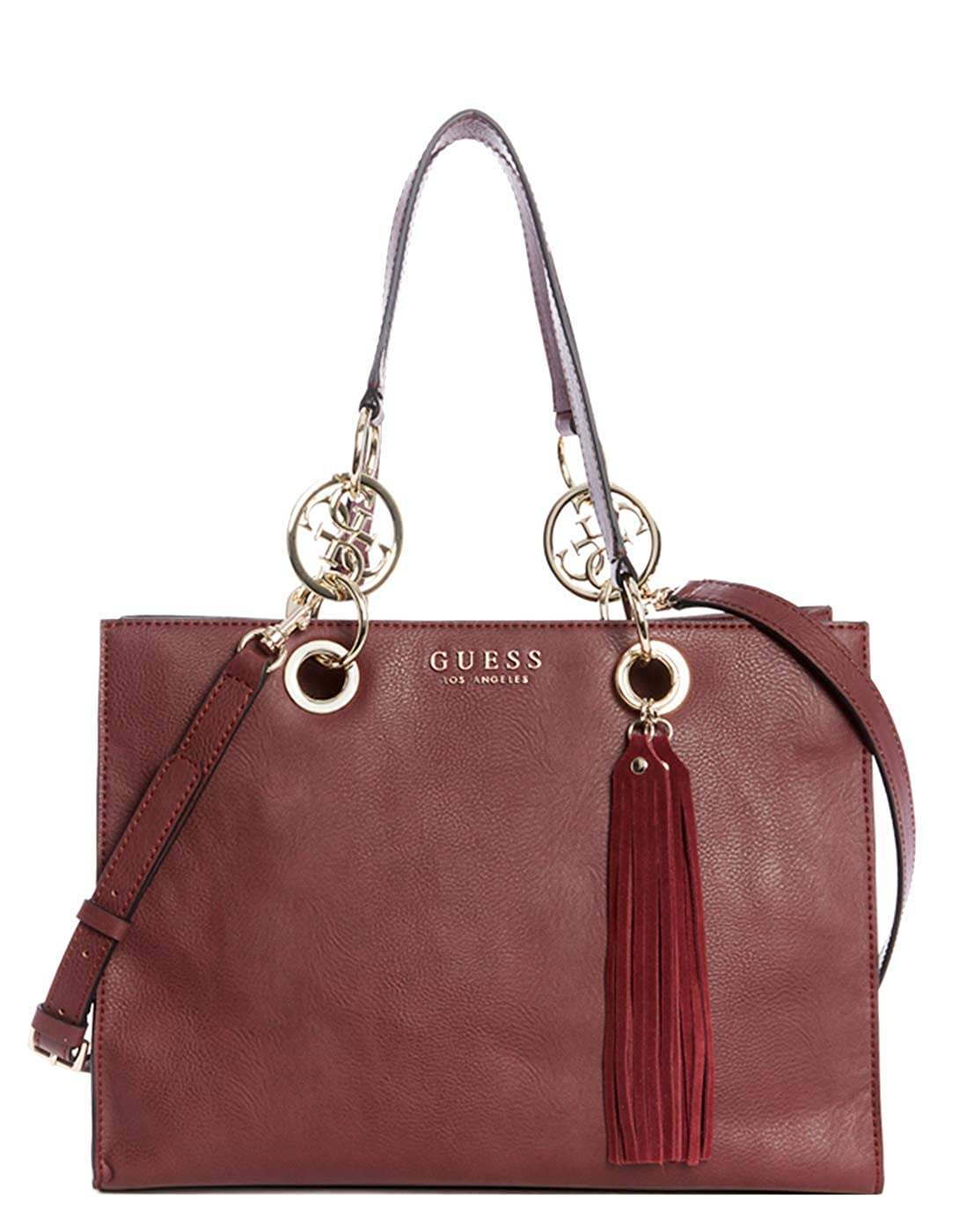 Guess burgundy bag ALANA GIRLFRIEND (One Size Mauve