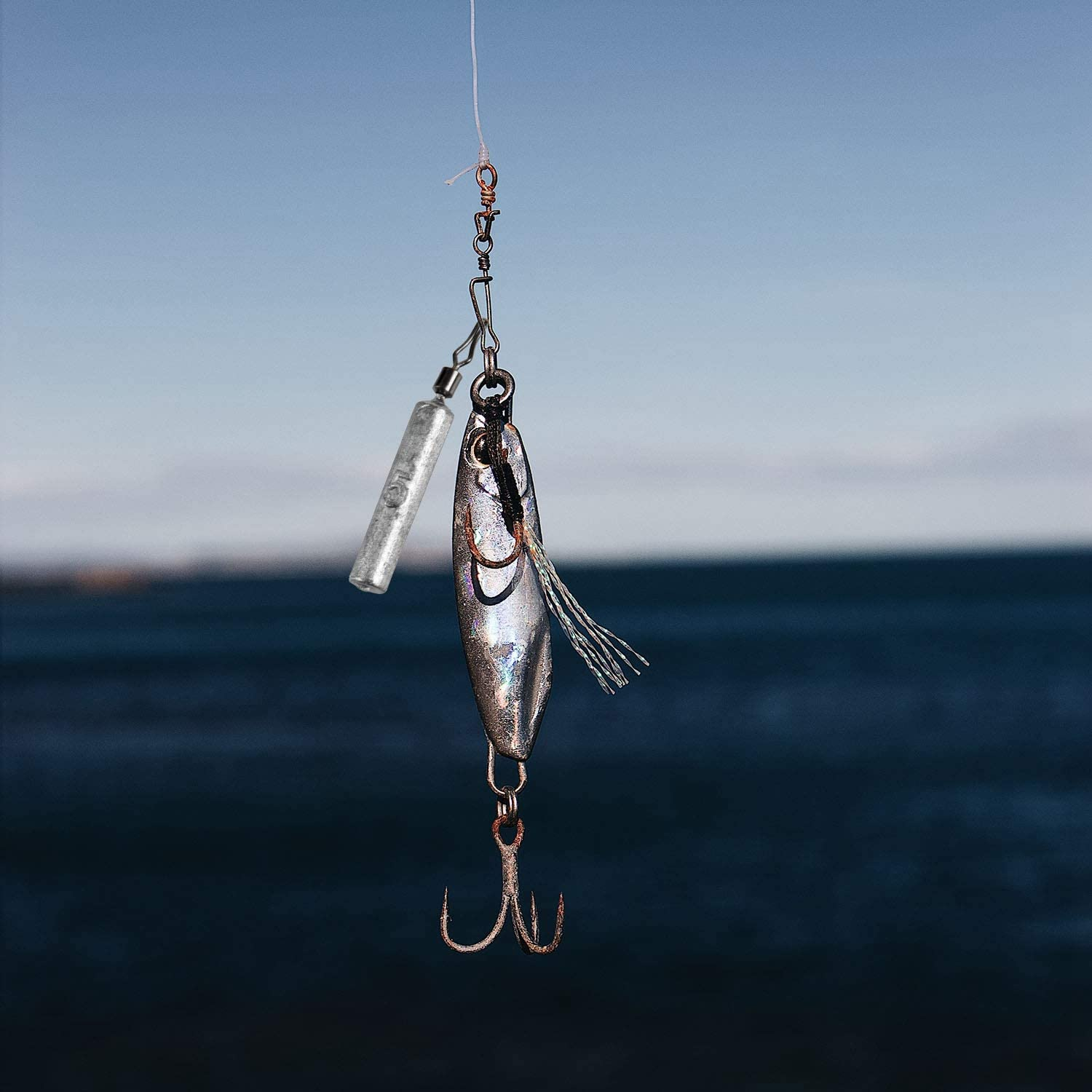 2 LB SEA FISHING LEADS WEIGHT FOR FISHING FROM THE BOAT TACKLE UNIVERSAL