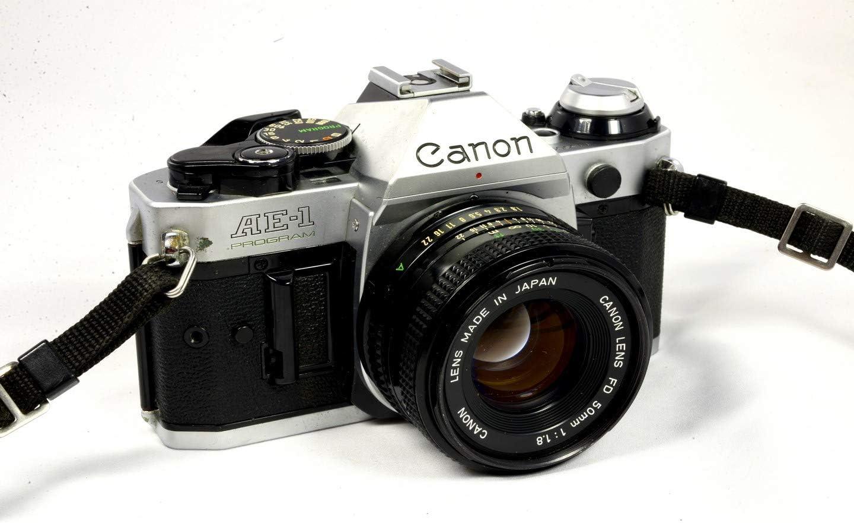1970/'s Camera Vintage SLR Camera Vintage Camera Film Camera Canon SLR camera 35mm Film Camera Canon AE-1 camera Collectable Camera