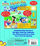 Mickey Mouse Clubhouse: Lights On, Lights Off! (Mickey Mouse Clubhouse: Play-a-sound)
