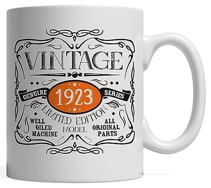 Vintage Funny Born In 1923 Mug