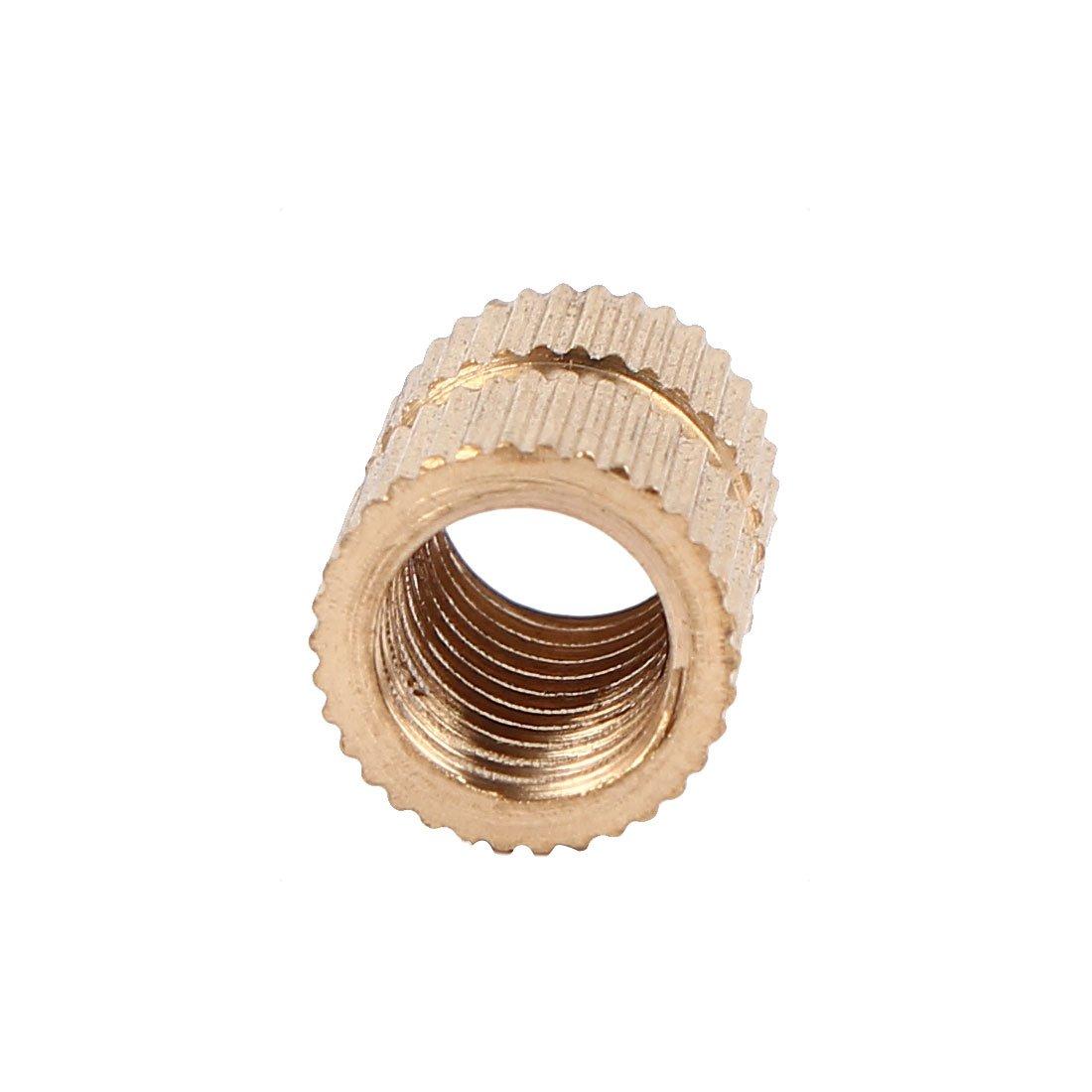 acero niquelado, M4 x 26-35 mm, 100 unidades Tornillos de conexi/ón para muebles con casquillo HEXATON