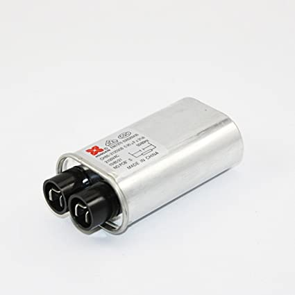 amazon com 13qbp21090 microwave capacitor 2100v 0 91 repair part ge refrigerators wiring diagram 13qbp21090 microwave capacitor 2100v 0 91 repair part for amana, electrolux, ge, kenmore