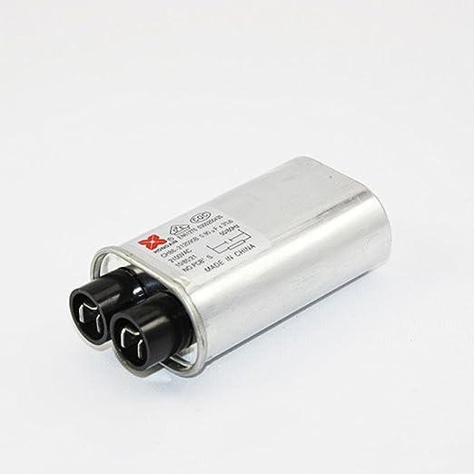 13qbp21090 microondas condensador de 2100 V/0.91 reparación ...