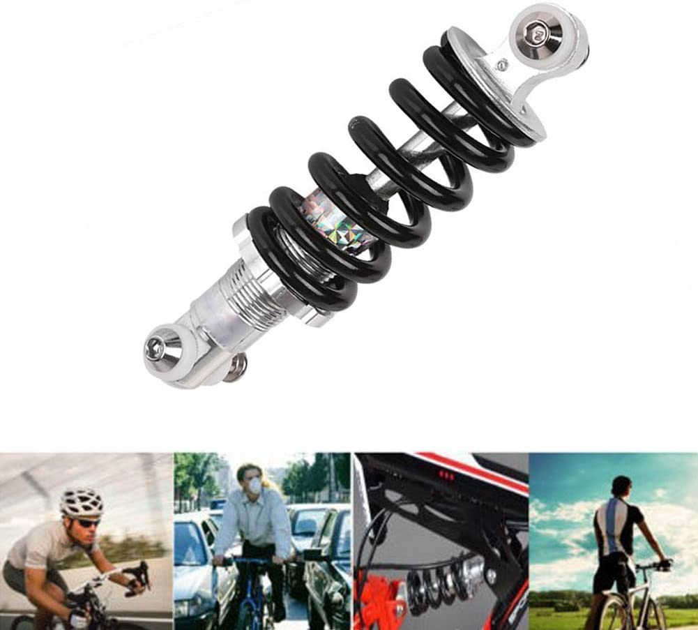 Majome Amortiguador Trasero de la montaña de la montaña Universal 1500LBS Amortiguador Amortiguador de la Primavera de la Bicicleta Triciclo de Electrombile Que Completa un Ciclo de Piezas