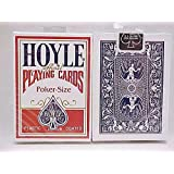 Hoyle Poker Size Playing Cards (Pack of 2)