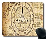 Gravity Falls Bill Cipher Custom Standard Oblong Gaming Mousepad in 220mm*180mm*3mm (9