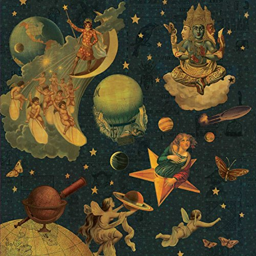 Vinilo : Smashing Pumpkins - Mellon Collie and The Infinite Sadness (Remastered, Reissue, 4 Disc, Oversize Item Split)
