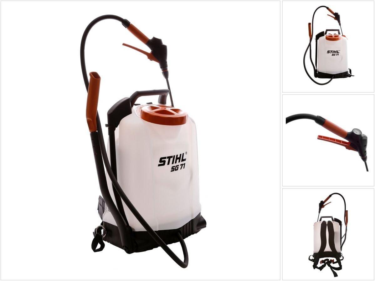 Stihl–Pulverizador, SG 71, Plata, 40x 40x 80cm, 42550194970