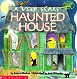 img - for A Very Scary Haunted House (Glows in the Dark) book / textbook / text book