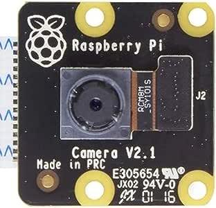 Raspberry Pi NoIR Camera Module V2 - 8MP 1080P30 …