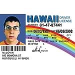 Signs 4 Fun NMLID McLovin ID Licencia de Conducir