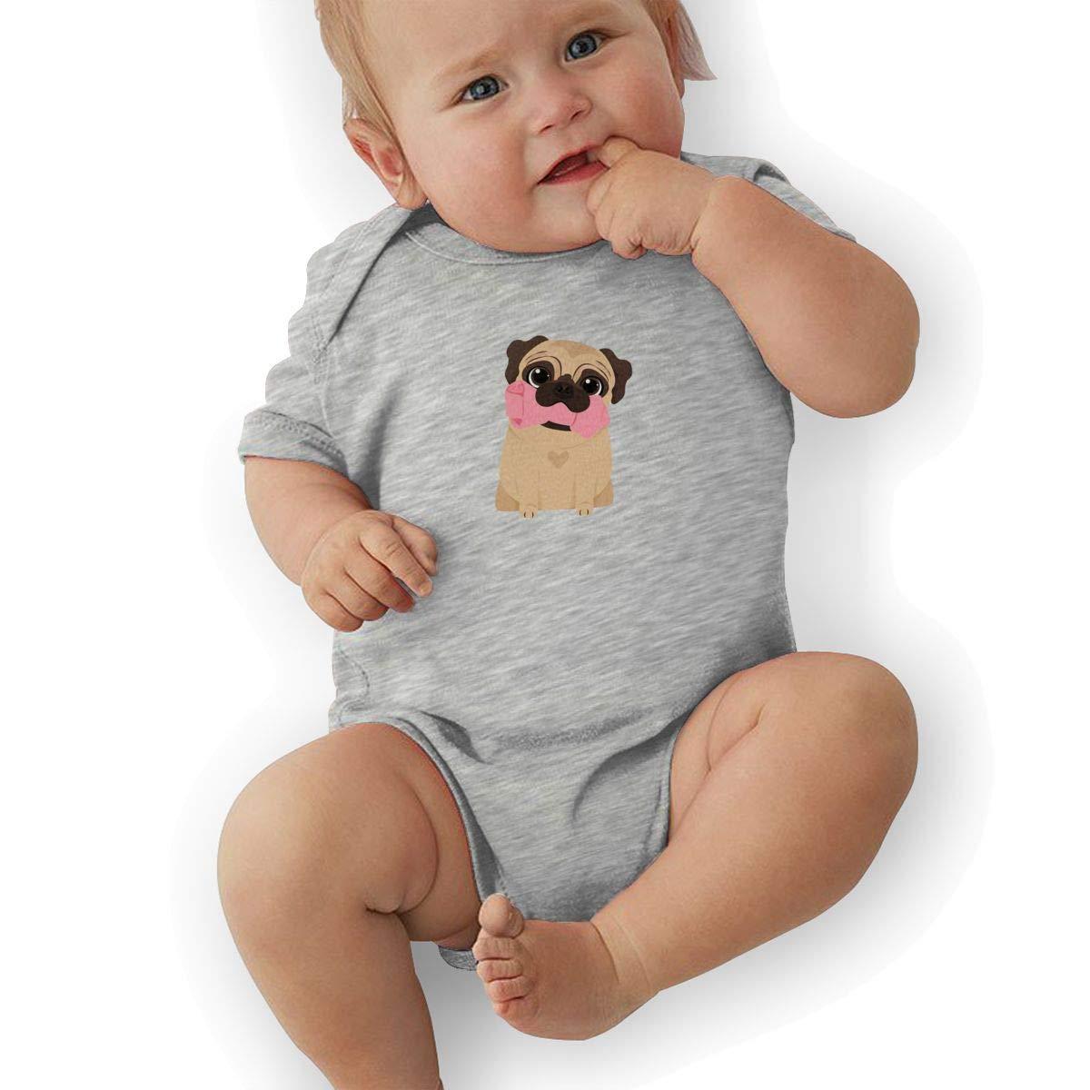 windekie Cute Bulldog Baby Onesies Toddler Baby Girl//Boy Unisex Clothes Romper Jumpsuit Bodysuit One Piece