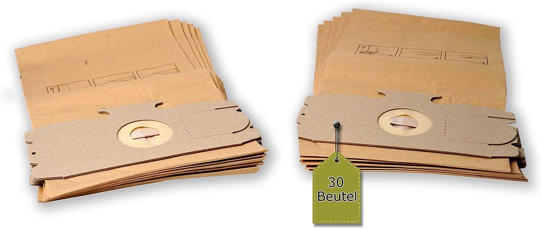 20 Bolsas para aspiradora AEG Comfort 1100 E – Vampyr | 2 capas de papel Bolsa para el polvo de microfibras® (similar a original de bolsa tipo: Tamaño 12, 15) 30 bolsas de basura: Amazon.es: Hogar