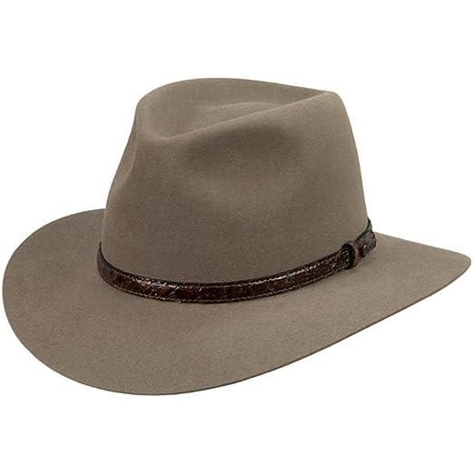 Akubra Banjo Paterson Hat at Amazon Men s Clothing store  640bfba266ce