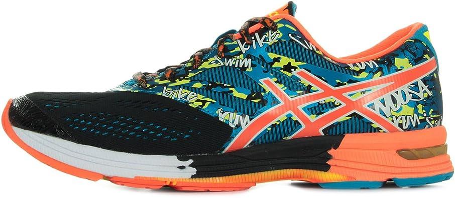Asics Gel Noosa Tri 10 Flash Orange/Yellow T530N9030, Calzado Deportivo - 43.5 EU: Amazon.es: Zapatos y complementos