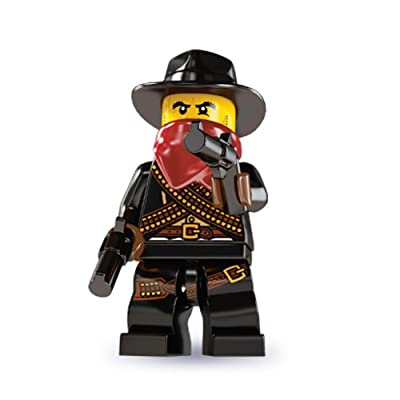 Lego Minifigures Series 6 - Bandit: Toys & Games