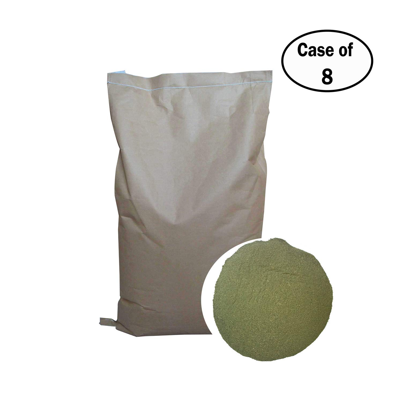 case of 8 packs, 25kg/pack, dried seaweed powder, green algae powder by Hello Seaweed (Image #1)
