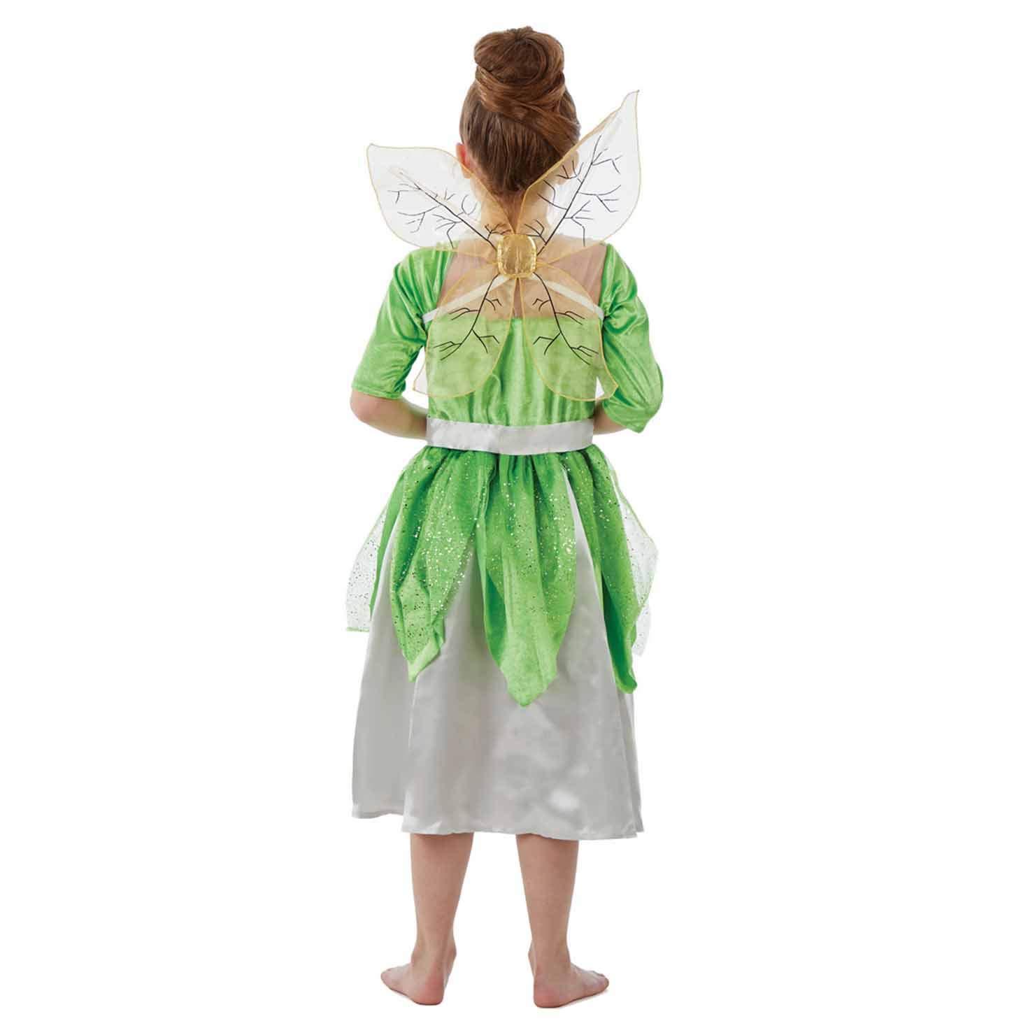 Fun Shack Verde Hada Disfraz para Niñas - M: Amazon.es: Juguetes y ...