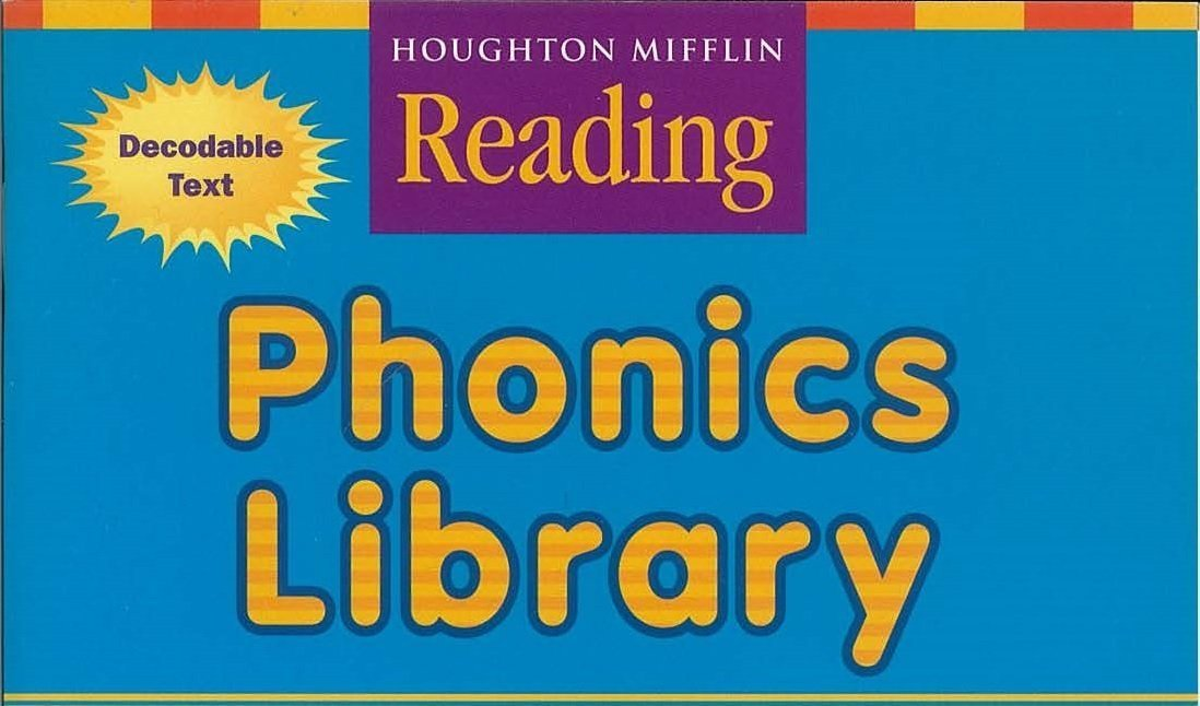 Download Houghton Mifflin Reading: The Nation's Choice: Phonics Library Take Home (Set of 5) Grade K Ben ebook