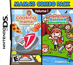 Mama\'s Combo Pack Vol. 1 - Nintendo DS