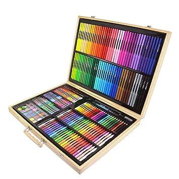 251 Unidades de Herramientas de Arte Juego de Pintura para ...