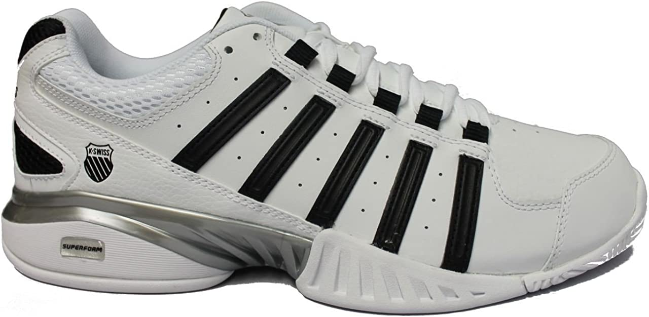 K-SWISS Receiver III Zapatillas de Tenis Caballero: Amazon.es ...