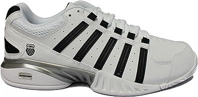 K-SWISS Receiver III Zapatillas de Tenis Caballero: Amazon.es ...