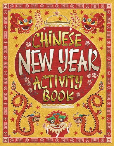 Chinese New Year Activity Book by Price Stern Sloan (Image #2)