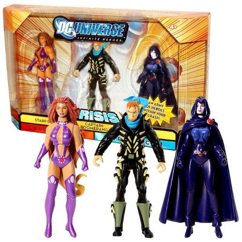 Mattel Year 2008 DC Universe