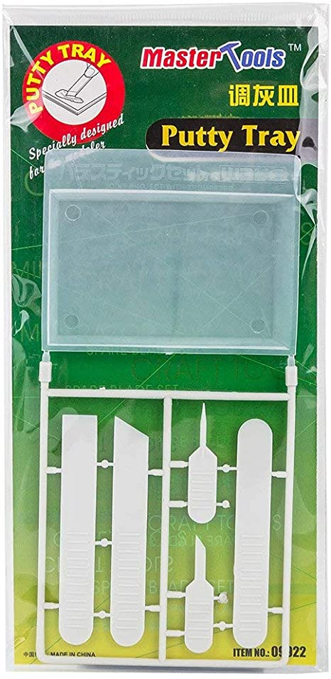 Trumpeter Modelling Tools Putty Tray