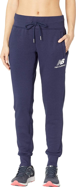 de335c50c5ab8 New Balance Womens Essentials Brushed Sweatpants at Amazon Women's Clothing  store: